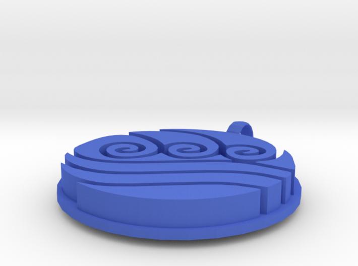 Water Tribe Symbol Avatar 2 3d printed