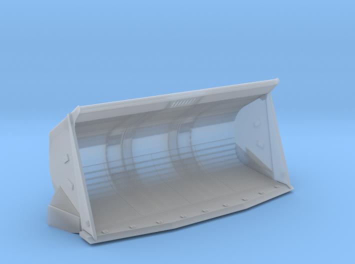 Loader Bucket N Scale Load 3d printed