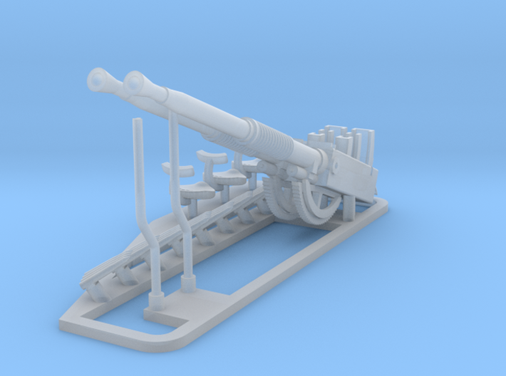 Bofors Spares 1/72 3d printed