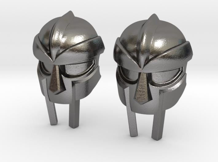 MF Doom Mask Lacelock 3d printed