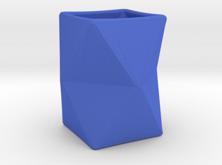 Vase Origami 3d printed