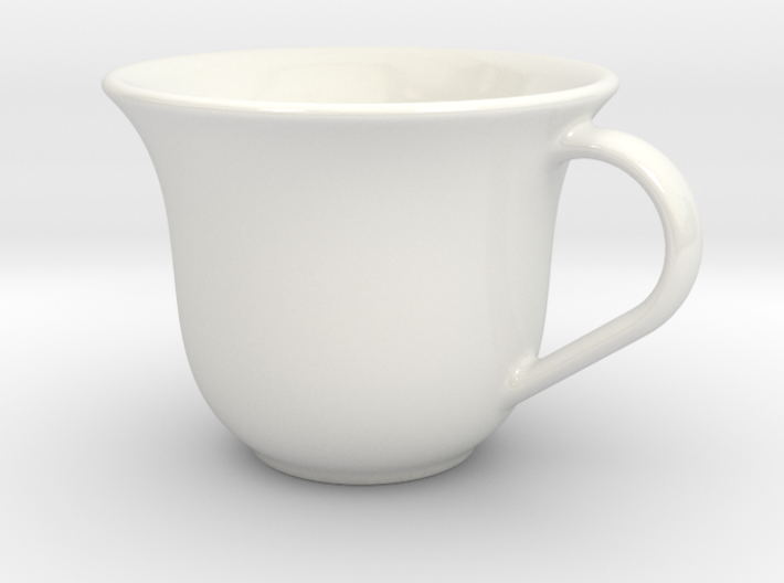 Your Secret Heart Coffee Cup 3d printed