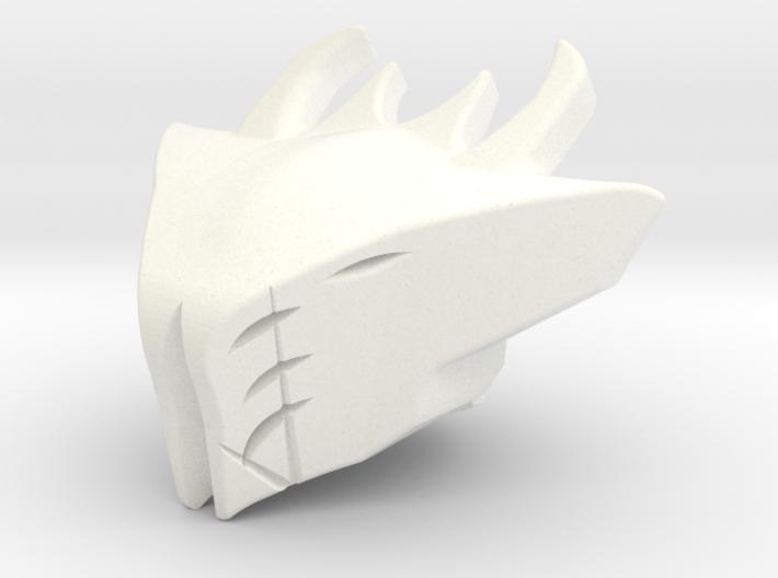 Helm Of Darkblade 3d printed