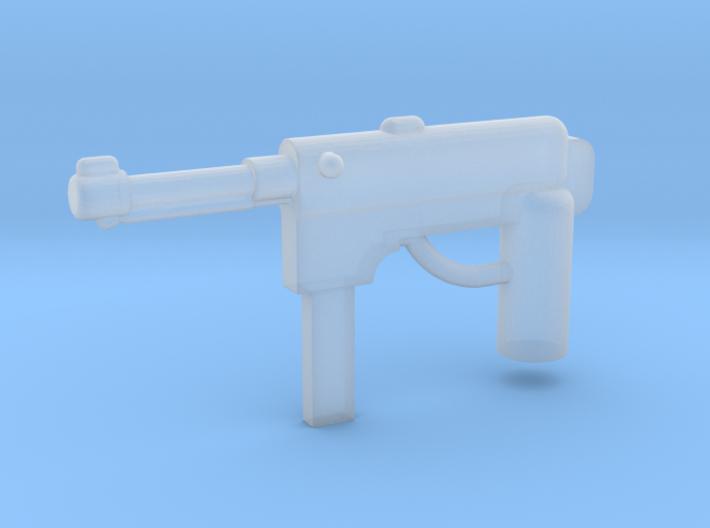 MP40 Minifigure Gun 1.0 3d printed