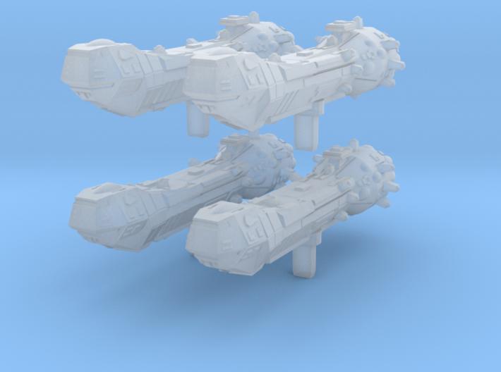 70 Lancer X4 peg 3d printed