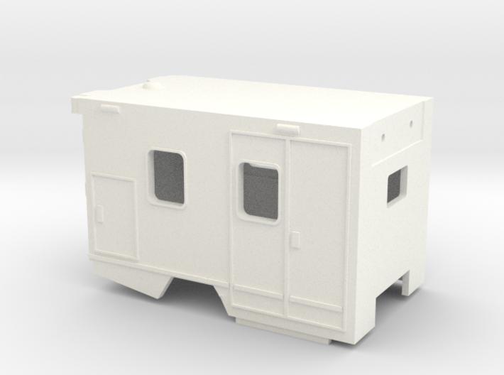 Baby-Transport (RTW) [mit Konturen] 3d printed