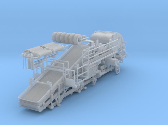 Spudnik Airsep 3d printed