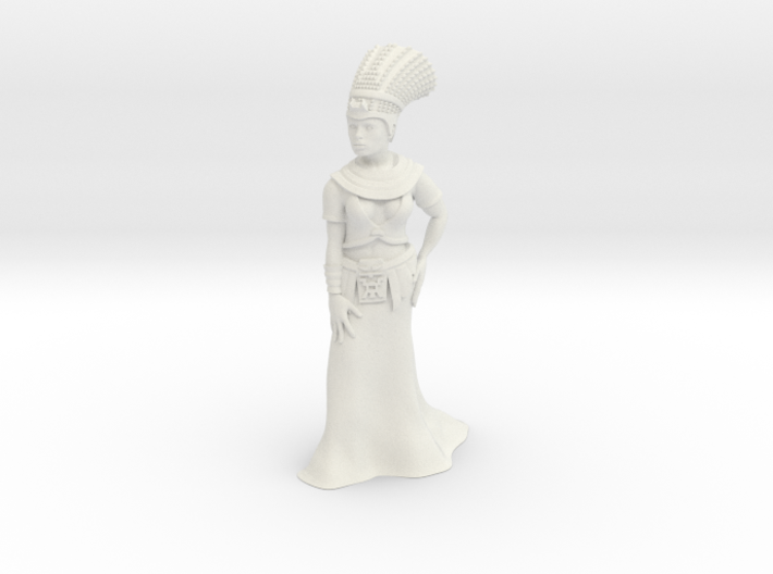 35mm Cleopatra 3d printed