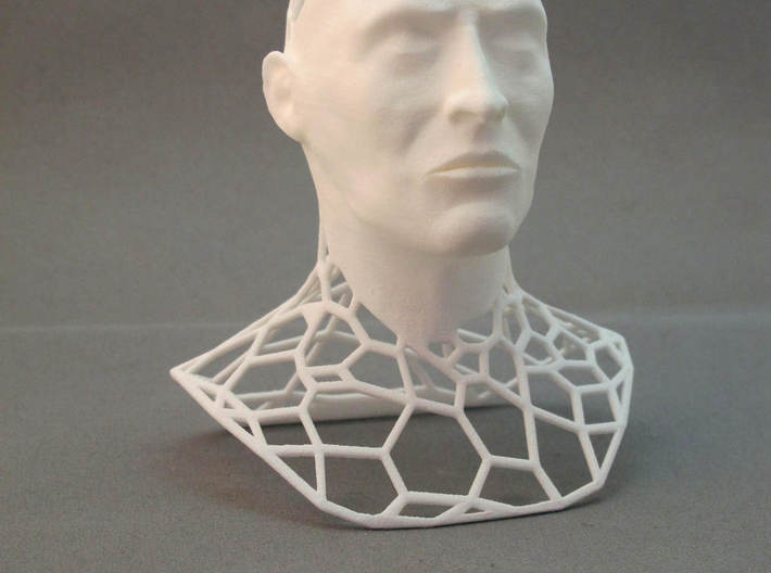 King Polygon 3d printed