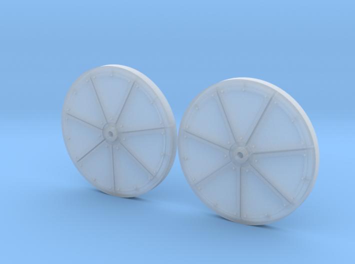 ETS35028 - FT17 - Steel Idler Wheels  [1:35] 3d printed