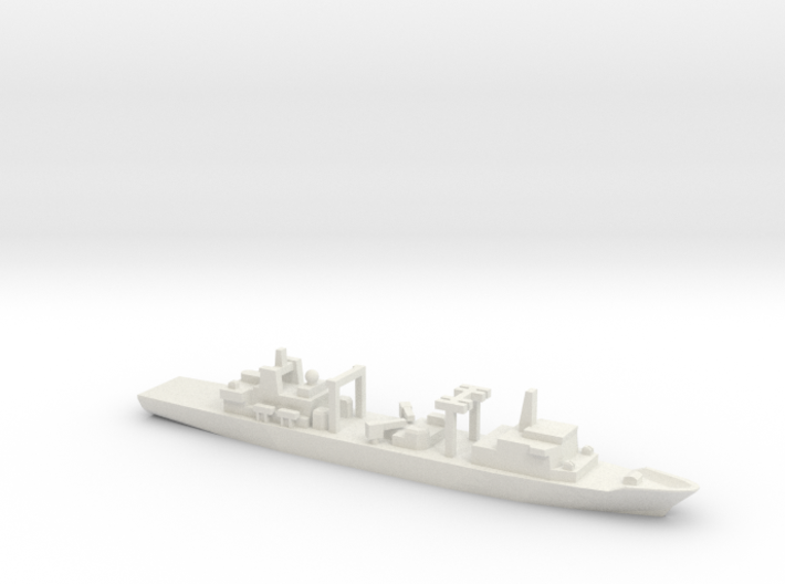 Type 903A replenishment ship, 1/1800 3d printed