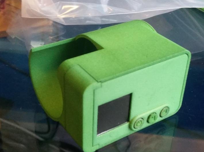 Mobius Scope camera mount 3d printed