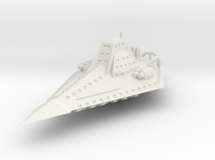 JAL303 Yorifaz Battlecruiser 3d printed
