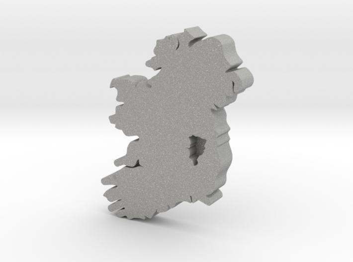 Kildare Earring 3d printed