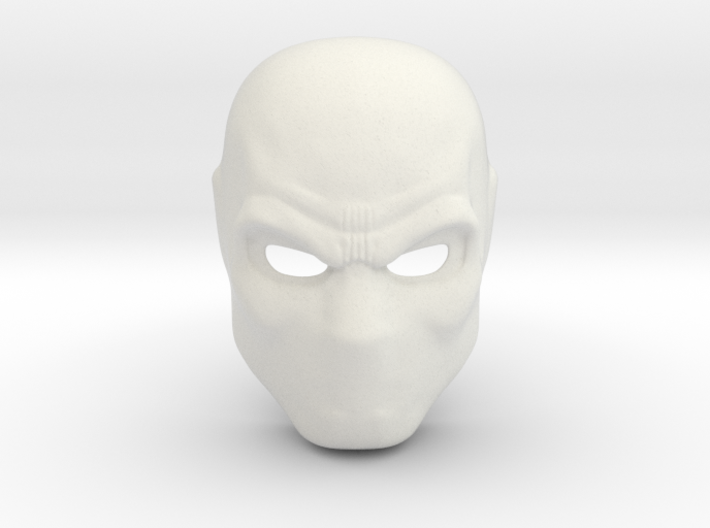 Deathstroke Arrow Season 1 Mask  3d printed