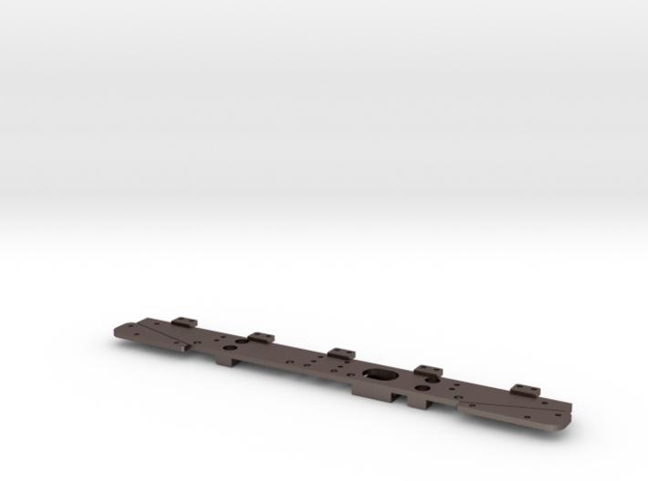 Defender Rear Bumper - All Options 3d printed