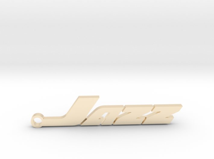 Honda Jazz - keychain 3d printed