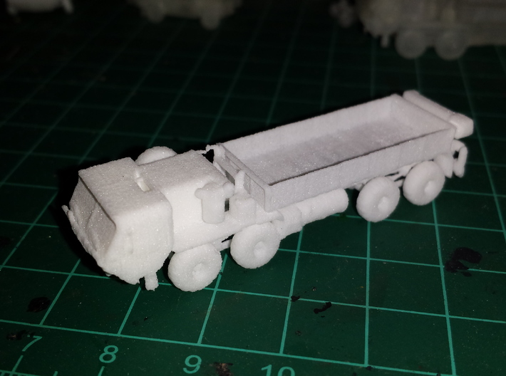 M977A4 Cargo 3d printed