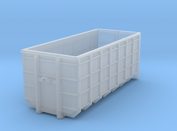N Scale ACTS Container 6m Open 3d printed