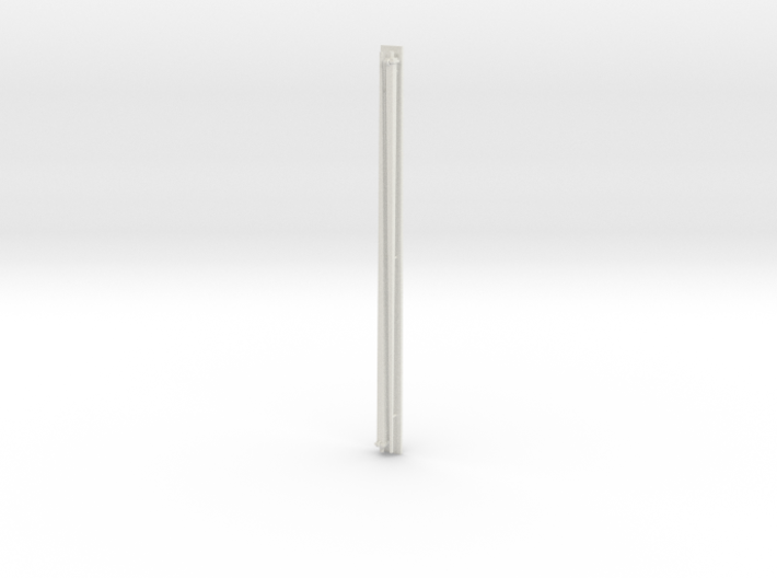 1:96 scale Navy whip antenna - Square (35 Foot) 3d printed