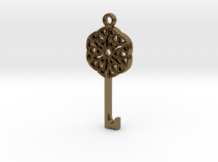 Friggjarlykill #2 - Key of Frigg 3d printed