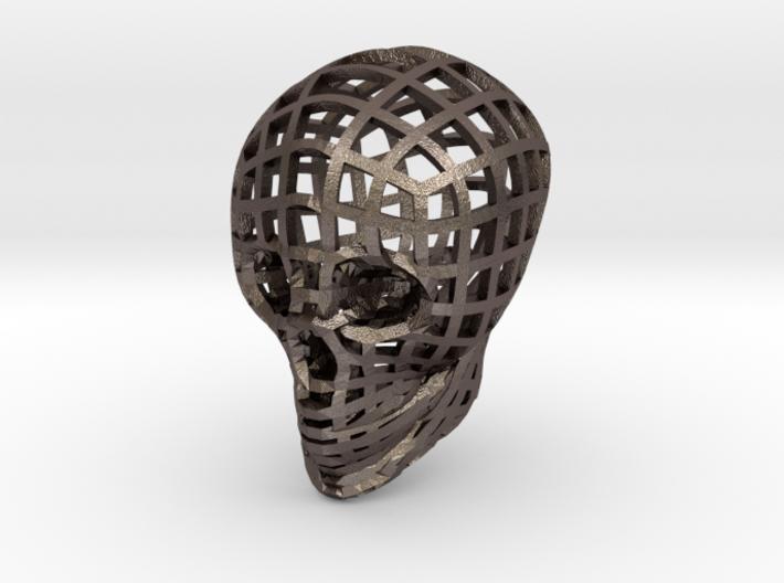 The Bone Series* - Skull 4.6#406xcv 3d printed