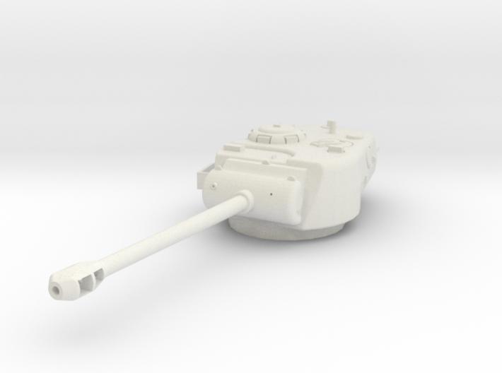 DW08 M26 Pershing Turret (1/48) 3d printed