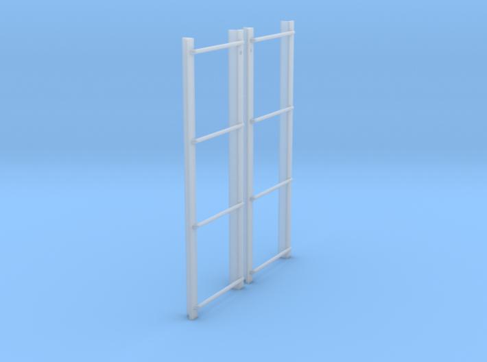 End Ladder Railbox 1 3d printed