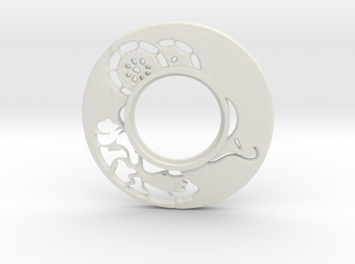 MHS compatible Tsuba 6 3d printed
