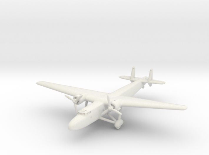 Handley Page H.P.54 Sparrow 1/285 6 mm 3d printed