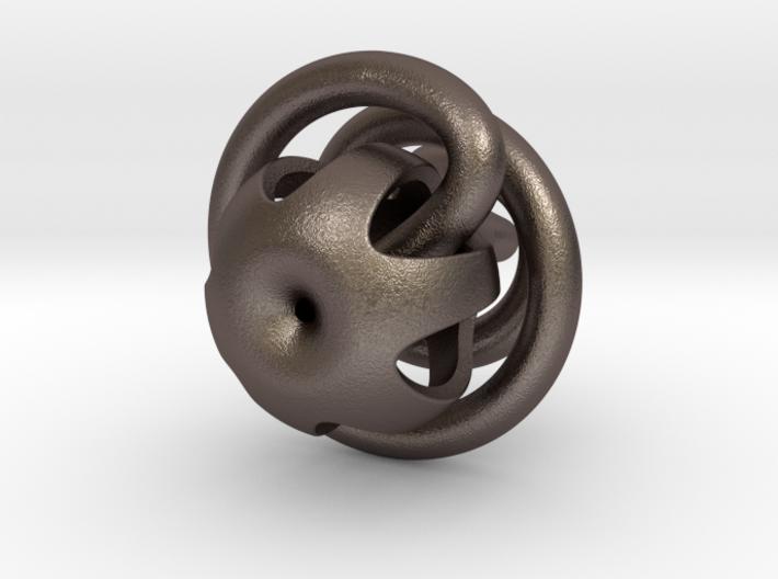 klein bottle - extra loop 3d printed