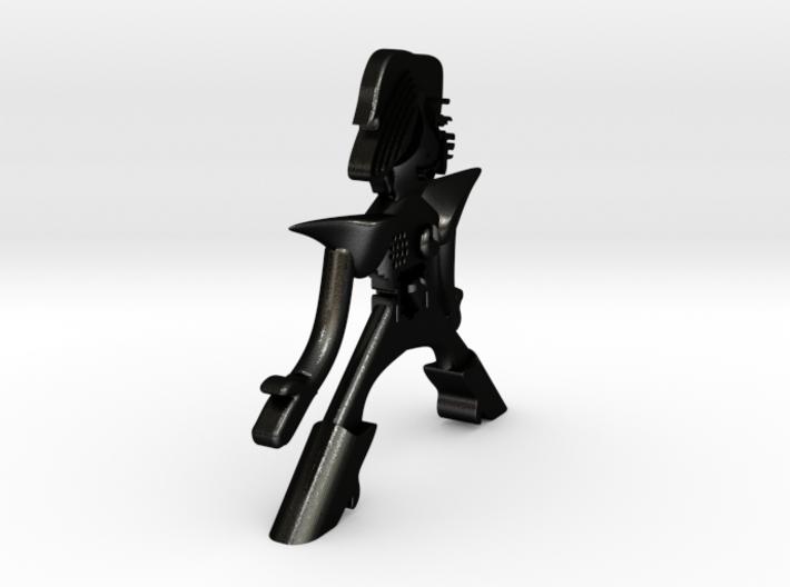 Mettaton Ex figurine 3d printed