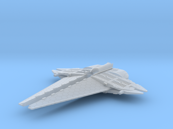 Ghostworks Cruiser 3d printed