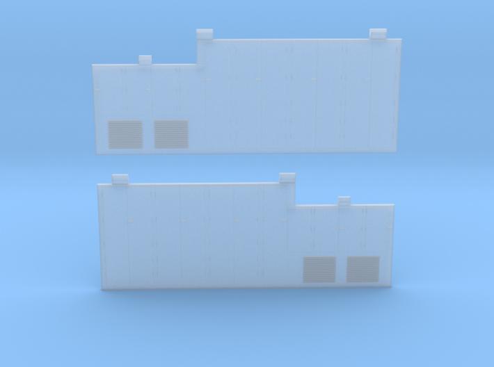 Monon Rebuilt H-15-44 HO Scale 3d printed