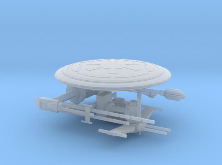 1/144 Antenna Upgrade 3d printed