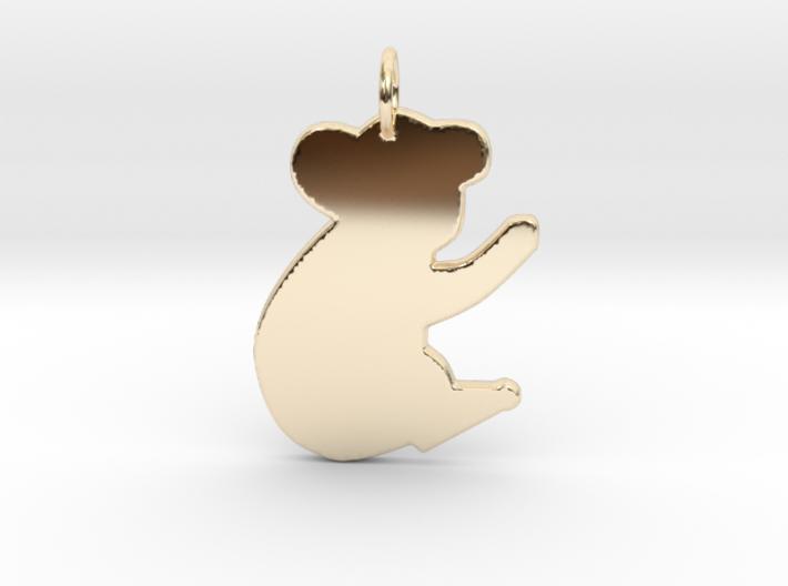 Koala Bear 3d printed
