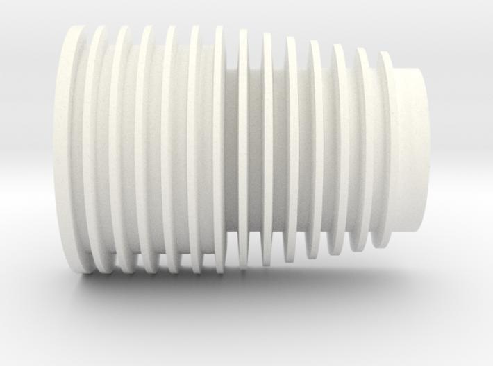 Merr Sonn Cylinder (Half) 3d printed