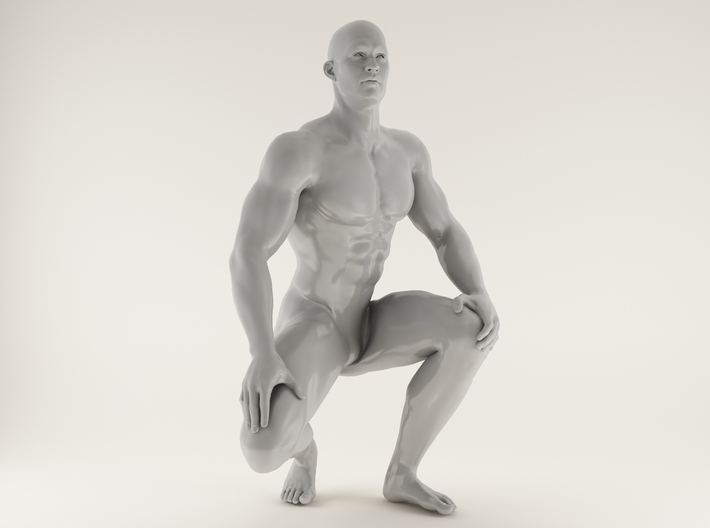Strong Man scale 1/24 2016015 3d printed
