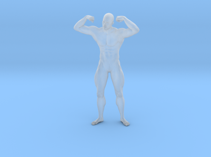 Strong Man scale 1/24 2016017 3d printed