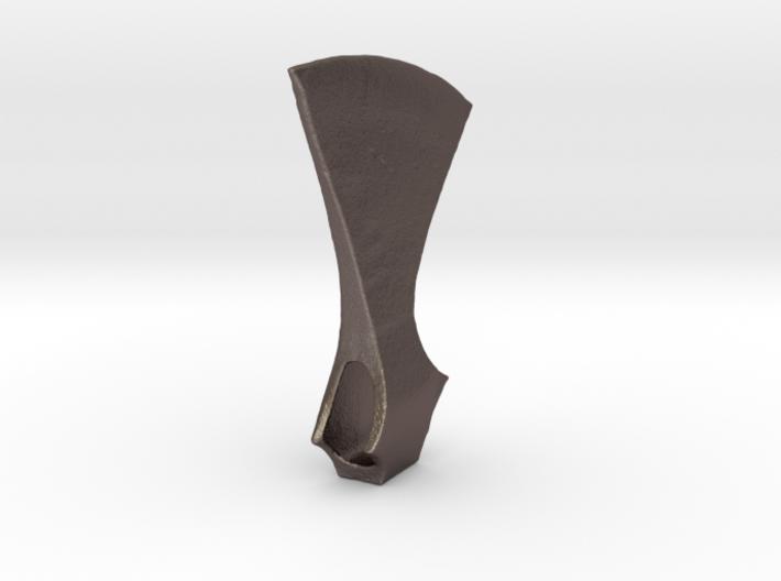Viking Axe third scale 3d printed