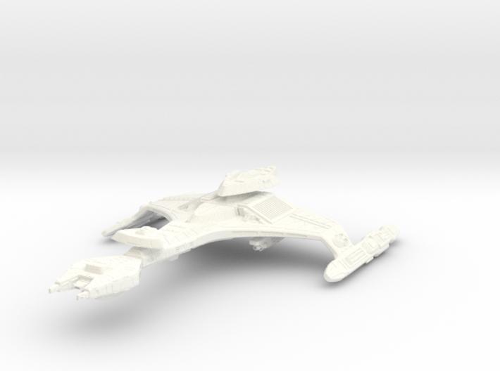 Vor'cha Class HvyBattlecruiser Refit 3d printed
