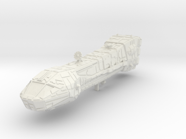 (Armada) Carrack Light Cruiser 3d printed