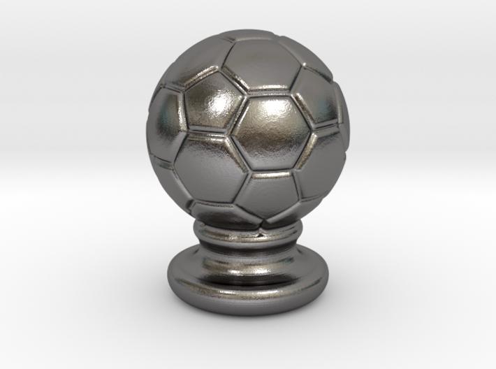 Soccer Ball Ornament 3d printed