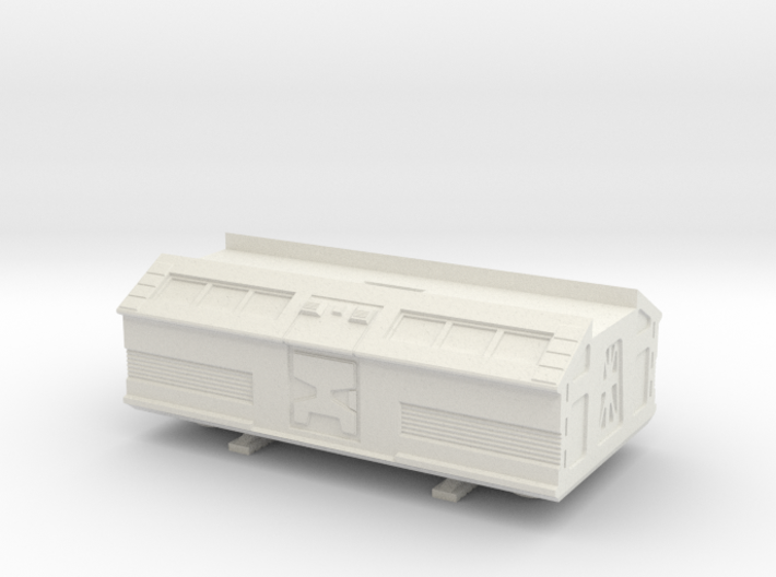 Space 1999 Passenger/Rescue Pod For Dinky Eagle 3d printed