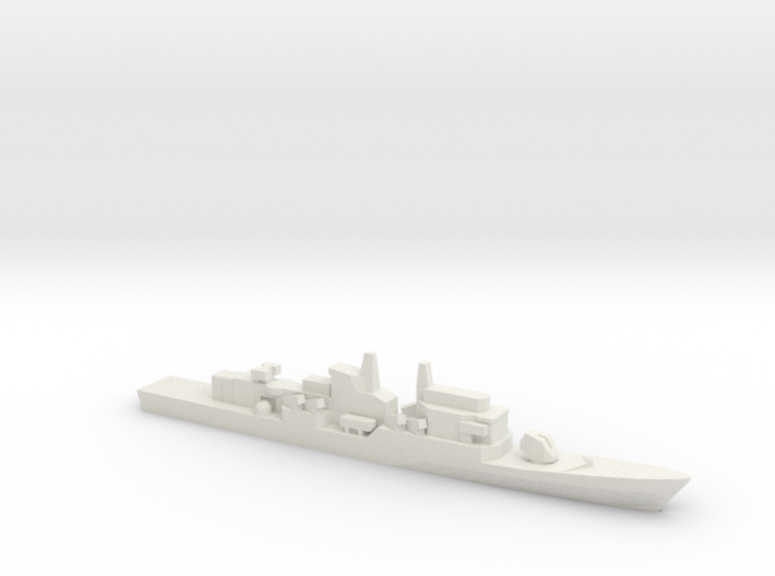 Lupo-class FFG w/ Hanger, 1/2400 3d printed