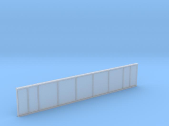 N Scale Bridge Girder 3d printed