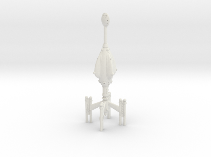 Invader Classic Heavy Cruiser 3d printed