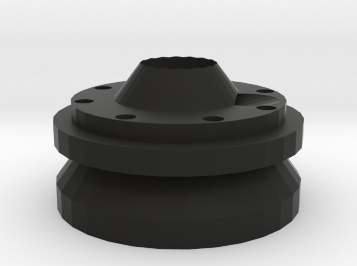 30 mm silencer 10mm insert 3d printed