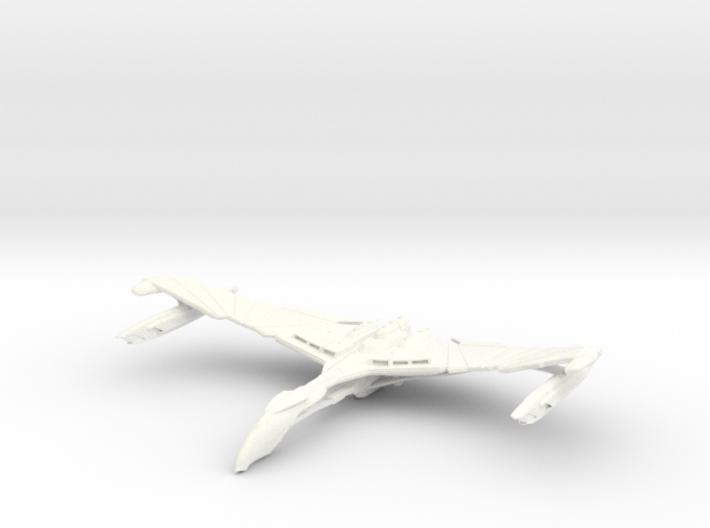 Valdore Class Refit Warbird Wings Up 3d printed