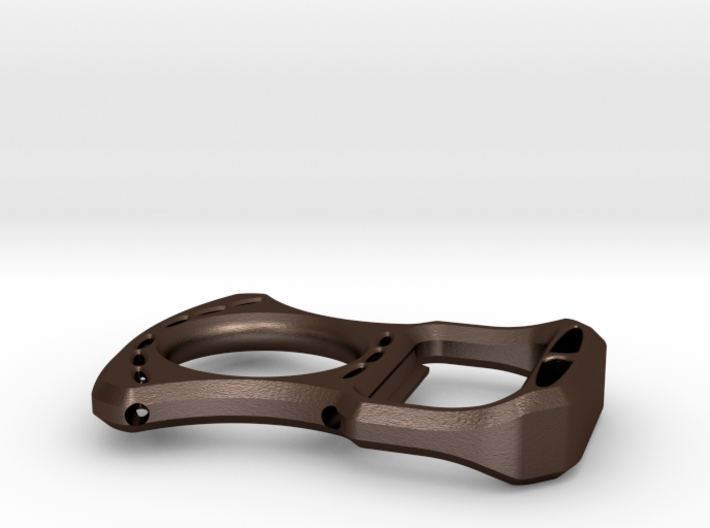 Fatback bottle opener (Perfect for EDC) 3d printed